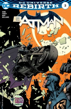 Batman Rebirth # 3 Issues V3 (2016 - Ongoing) - Rebirth