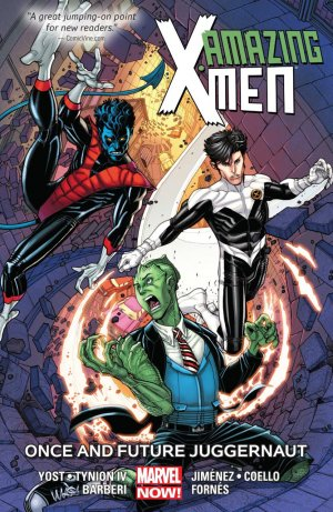 Amazing X-Men # 3 TPB softcover (souple) - Issues V2
