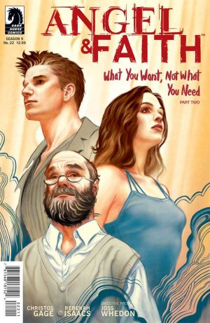 Angel & Faith 22 - What You Want, Not What You Need Part 2