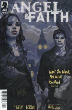 Angel & Faith 25 - What You Want, Not What You Need Part 5