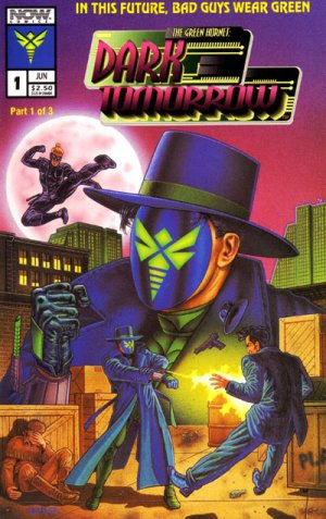 The Green Hornet - Dark Tomorrow édition Issues
