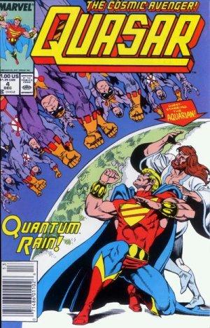 Quasar # 4 Issues
