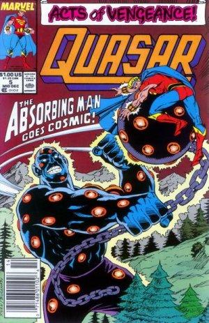 Quasar # 5 Issues
