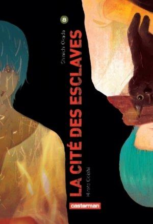 couverture, jaquette La cité des esclaves 8  (casterman manga) Manga