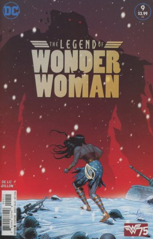The Legend of Wonder Woman # 9 Issues V2 (2016)