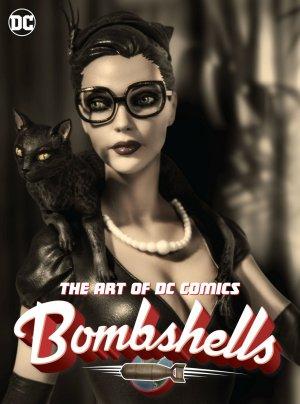 The Art of DC Comics Bombshells édition Hardcover (cartonnée)