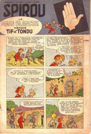 Le journal de Spirou # 873