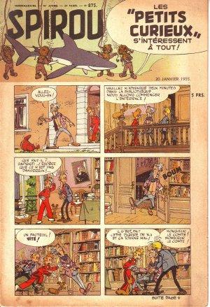 Le journal de Spirou # 875