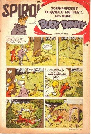 Le journal de Spirou # 877