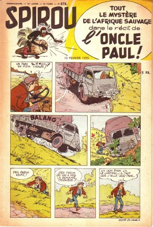 Le journal de Spirou # 878