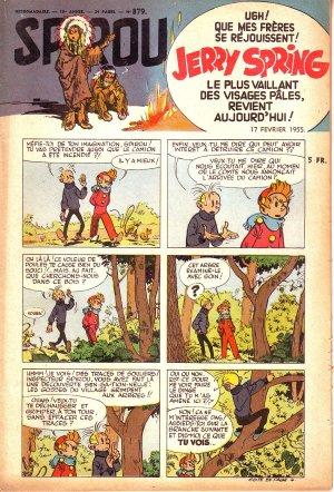 Album Spirou (recueil) # 879