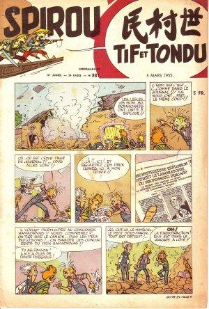 Le journal de Spirou # 881