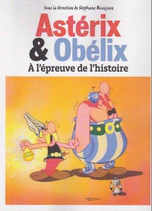 Astérix & Obélix à l'épreuve de l'histoire édition Simple