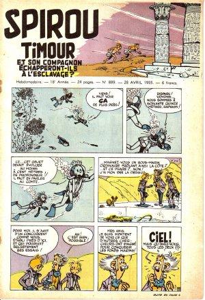 Le journal de Spirou # 889