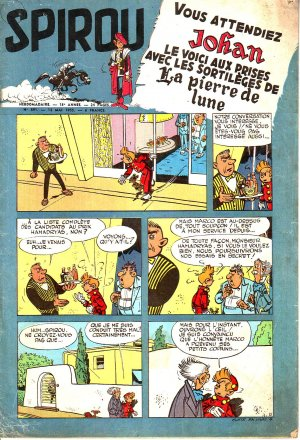 Album Spirou (recueil) # 891