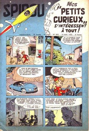 Album Spirou (recueil) # 892