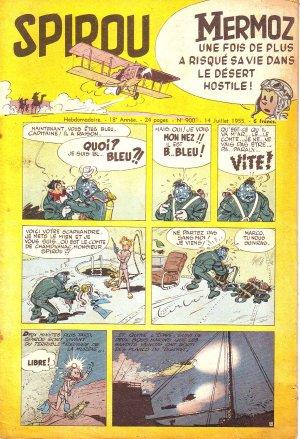 Le journal de Spirou # 900