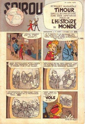 Album Spirou (recueil) # 845