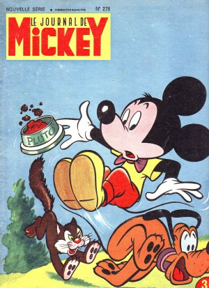 Le journal de Mickey 278