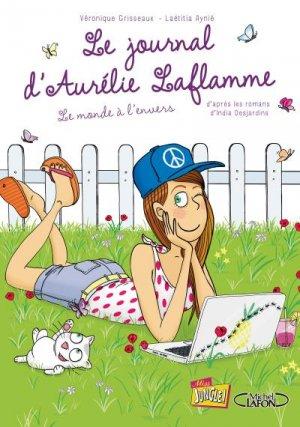 Le journal d'Aurélie Laflamme T.2