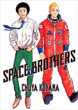 Space Brothers édition Simple