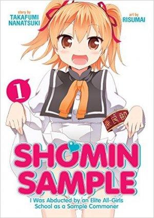Ore ga Ojou-sama Gakkou ni Shomin Sample Toshite Rachirareta Ken édition Simple