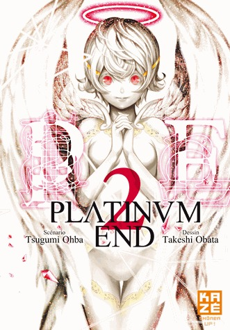 Platinum End T.2