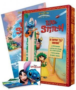 Lilo et Stitch édition Coffret Prestige
