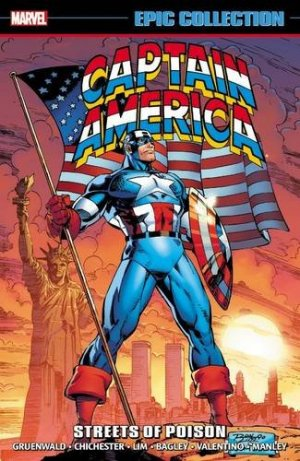 Captain America # 16 TPB Softcover - EPIC Collection