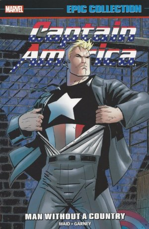 Captain America # 22 TPB Softcover - EPIC Collection