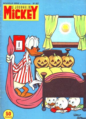 Le journal de Mickey 357