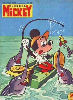 Le journal de Mickey 382