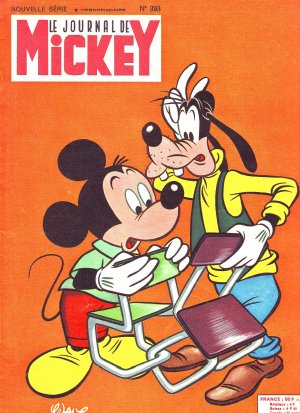 Le journal de Mickey 393