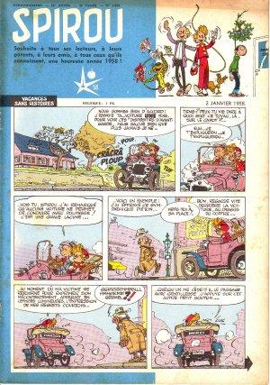 Le journal de Spirou # 1029