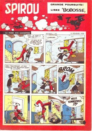 Le journal de Spirou # 1035