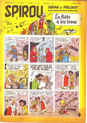 Le journal de Spirou # 1047