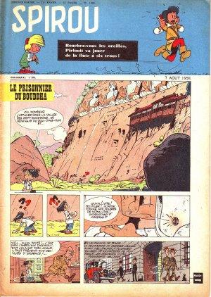 Le journal de Spirou # 1060