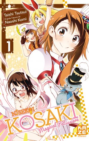 Nisekoi : Kosaki, Magical Patissière ! édition Simple