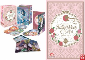 Sailor Moon Crystal édition Combo Collector