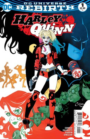 Harley Quinn édition Issues V3 (2016 - Ongoing) - Rebirth