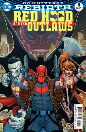 Red Hood and The Outlaws édition Issues V2 (2016 - Ongoing) - Rebirth