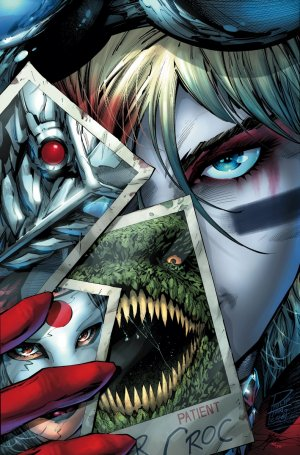 Suicide Squad Rebirth # 1 Issues