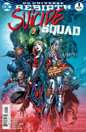 Suicide Squad édition Issues V5 (2016 - Ongoing) - Rebirth
