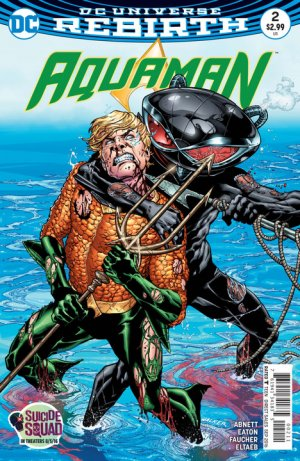 Aquaman # 2 Issues V8 (2016 - Ongoing) - Rebirth