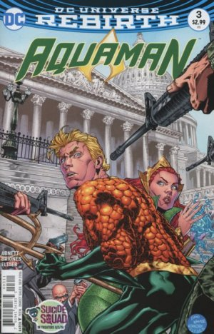 Aquaman # 3 Issues V8 (2016 - Ongoing) - Rebirth
