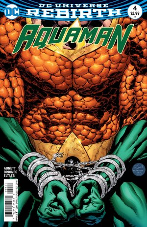 Aquaman # 4 Issues V8 (2016 - Ongoing) - Rebirth