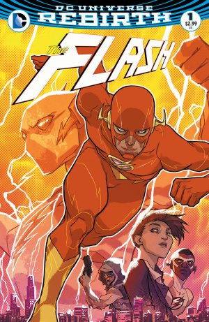 Flash édition Issues V5 (2016 - 2020) - Rebirth