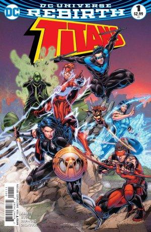 Titans (DC Comics) édition Issues V3 (2016 - 2019) - Rebirth