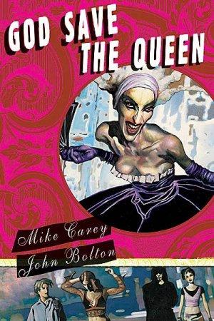 God Save the Queen édition TPB hardcover (cartonnée)