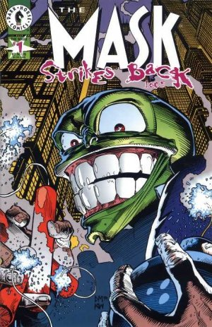 The Mask Contre-Attaque édition Issues (1995)